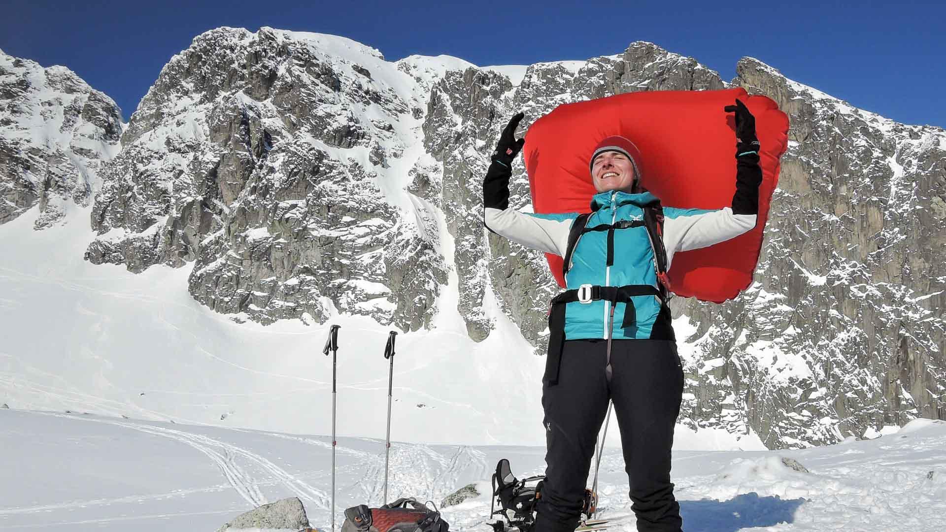 Skialpinizmus, lavínové kurzy