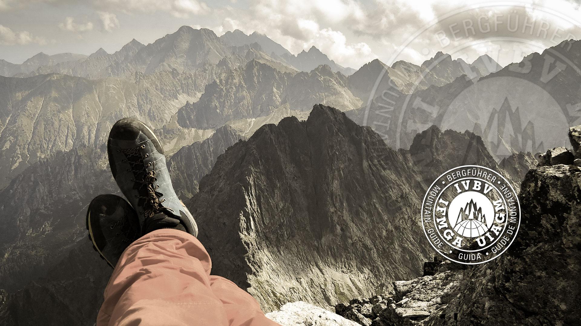 Vysokohorské výstupy s horským vodcom