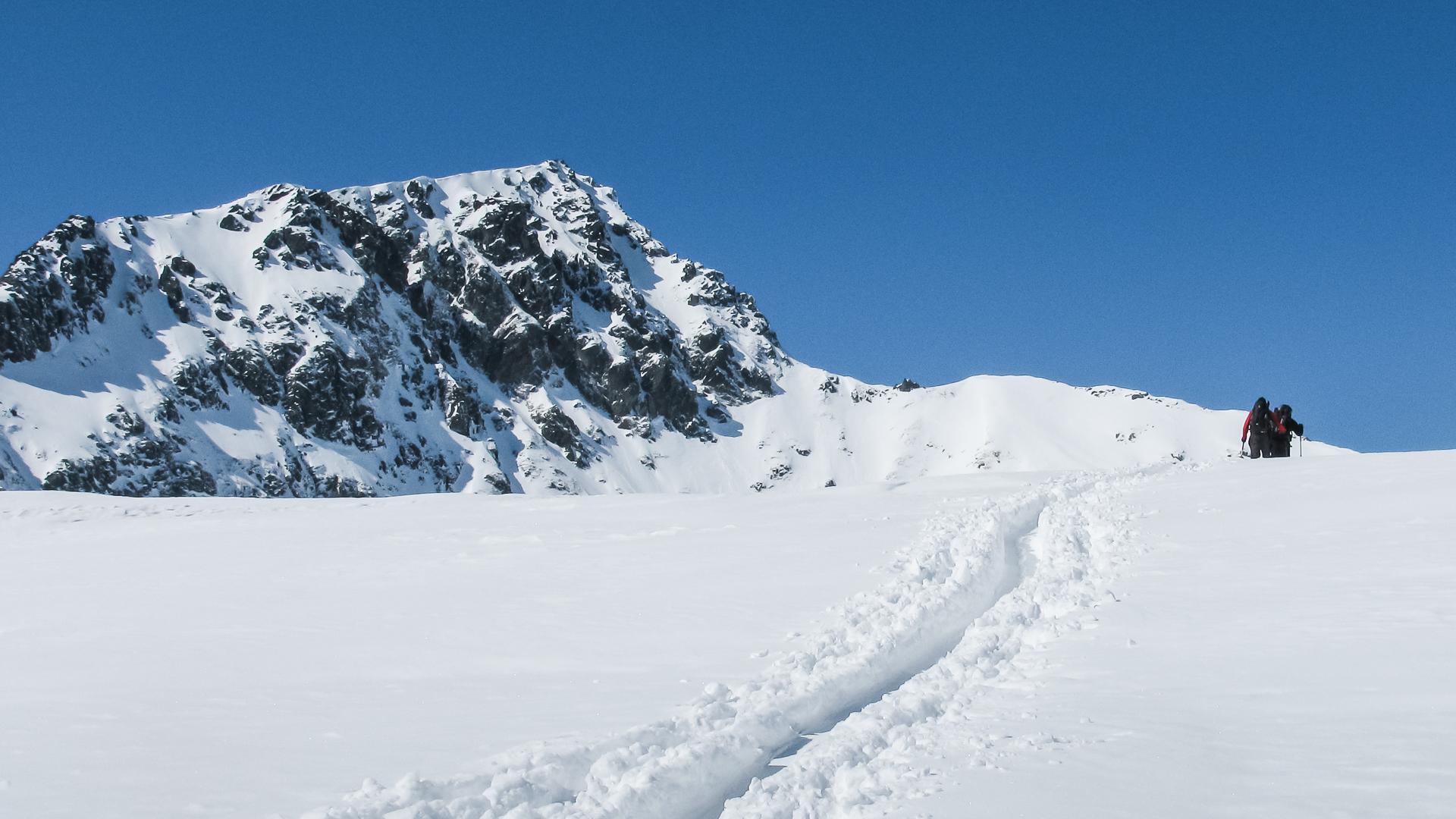 Skialpinistické túry