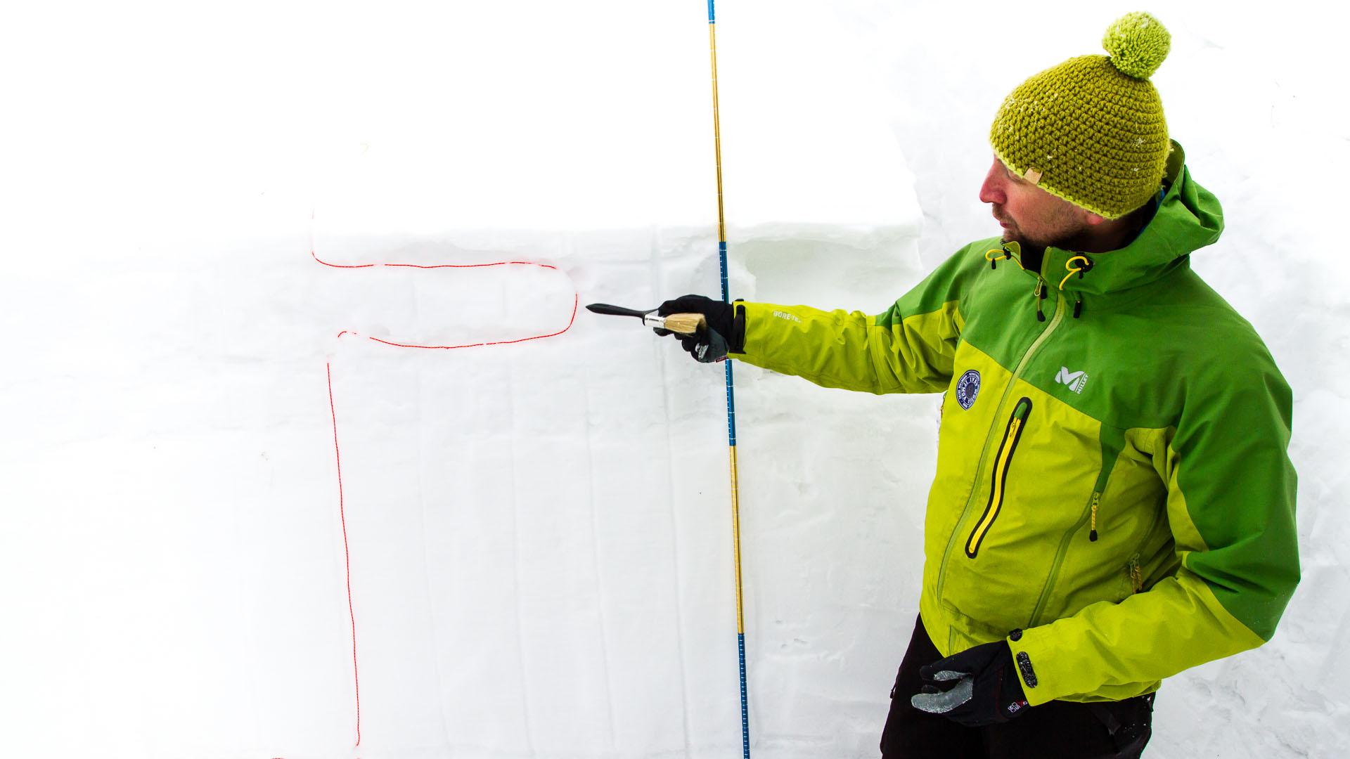 Skiapinistické a lavínové kurzy