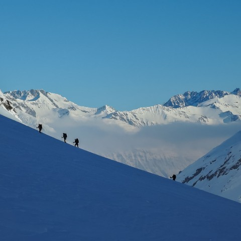 Silvretta, raj skialpinizmu
