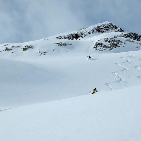 Silvretta, skialpinizmus